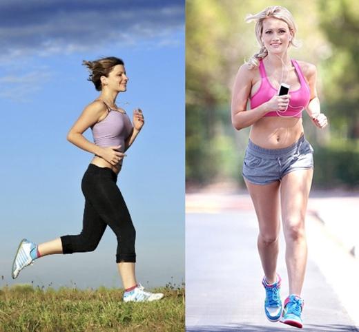 """Ở những phụ nữ vòng một """"khủng"""", bộ ngực có thể di chuyển đến 15cm trong các hoạt động chạy nhảy"""
