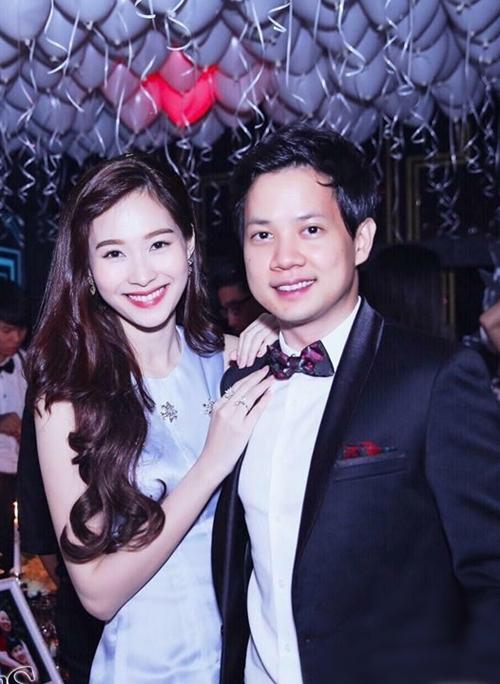 """Thu Thảo – Trung Tín được ví là cặp đôi """"trai tài gái sắc"""" của showbiz Việt. - Tin sao Viet - Tin tuc sao Viet - Scandal sao Viet - Tin tuc cua Sao - Tin cua Sao"""