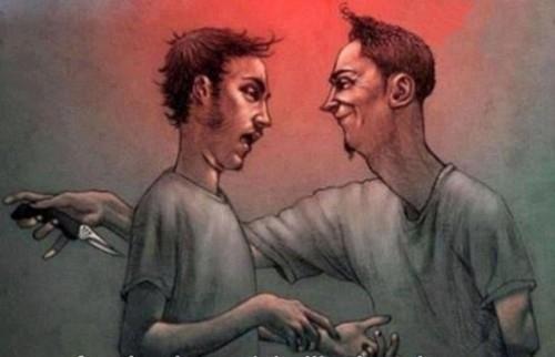 Khi hoạn nạn mới biết ai là bạn.