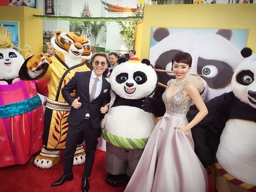 Tóc Tiên khiến truyền thông nước ngoài