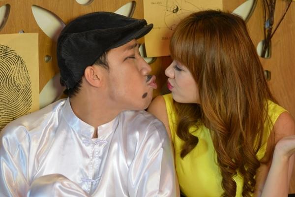 Nụ hôn khiến Trấn Thành bị nghi vấn là người thứ ba. - Tin sao Viet - Tin tuc sao Viet - Scandal sao Viet - Tin tuc cua Sao - Tin cua Sao