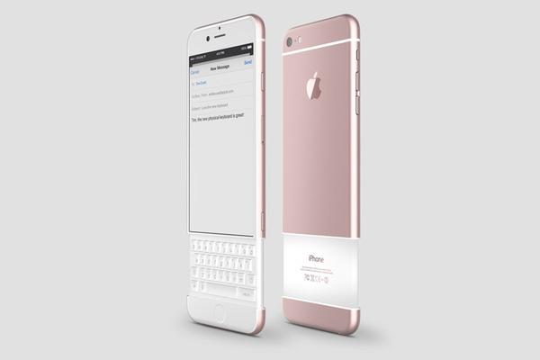 Phiên bản Iphone vàng hồng quá đẹp so với quy định. (Ảnh: Internet)