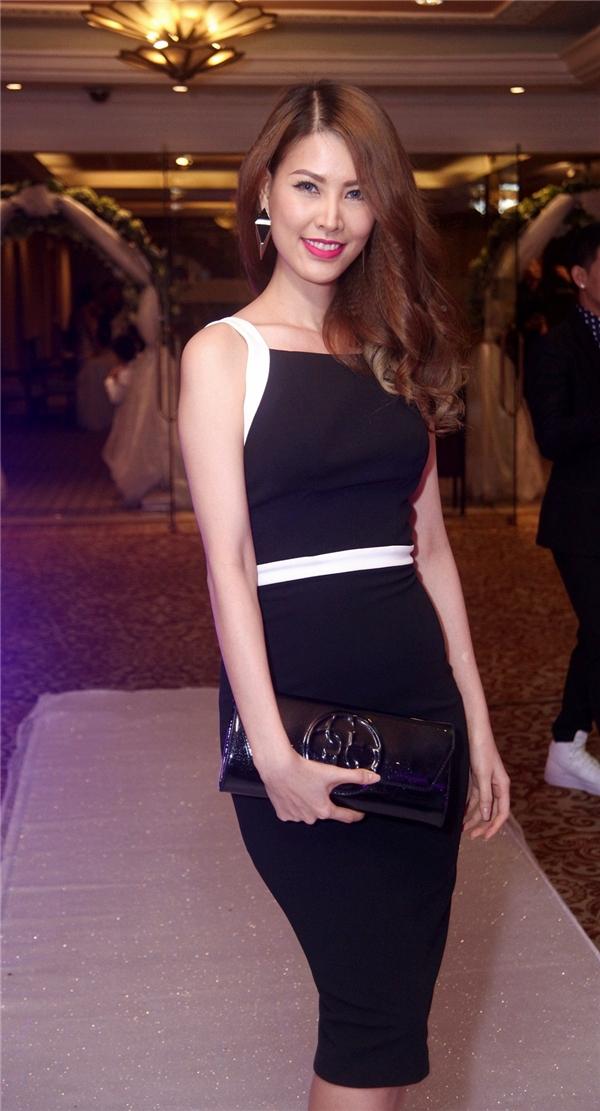 Người mẫu Thanh Hoài cũng có mặt để chúc mừng ngày vui của cô bạn thân - Tin sao Viet - Tin tuc sao Viet - Scandal sao Viet - Tin tuc cua Sao - Tin cua Sao