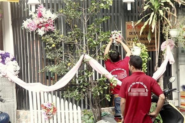 Không gian lễ vu quy ấm cúng và đơn giản của Trang Nhung - Tin sao Viet - Tin tuc sao Viet - Scandal sao Viet - Tin tuc cua Sao - Tin cua Sao