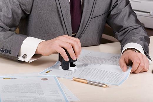 Hợp đồng giấy cũng như các loại giấy tờ khác sẽ dần được hạn chế nhằm tăng tính hiệu quả và giảm lãng phí tài nguyên. (Ảnh: Internet)