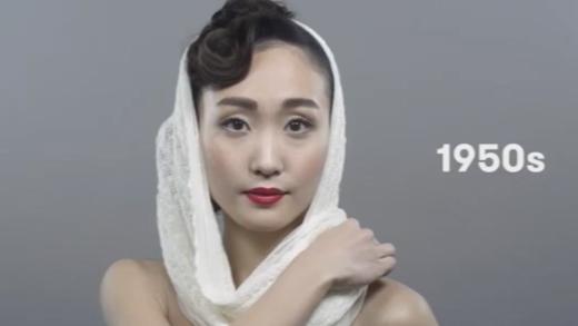 Gái Nhật đã thay đổi như thế nào 100 năm qua?