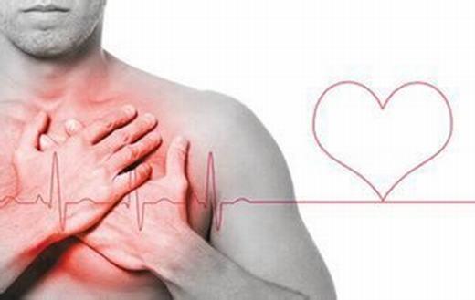 Bệnh tim mạch vành cực kì nguy hiểm, nó có thể giết người cả trong lúc cười. (Ảnh: Internet)