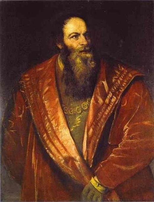 Pietro Aretino – một nhà thơ, nhà văn châm biếm và nhà viết kịch nổi tiếng thời trung cổ - chết vì cười nhiều. (Ảnh: Internet)