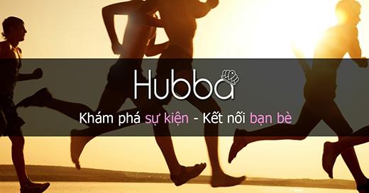 """Hubba có thể chạy """"ngon lành cành đào"""" trên cả 2 hệ điều hành iOS, Android và cho phép tải hoàn toàn miễn phí."""
