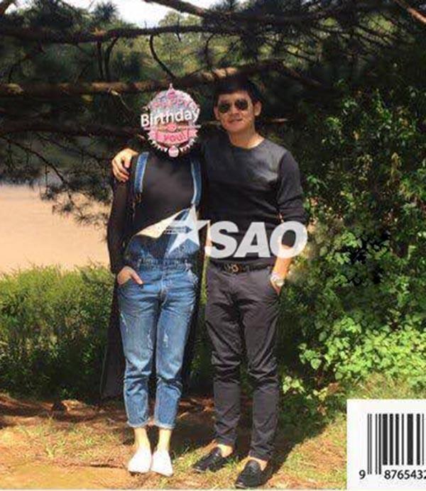 Cụ thể, vào ngày 18/11/2015, trên trang cá nhân của mình, nam diễn viên Thành Đạt đã đăng tải bức ảnh thân mật bên một cô gái đã được che mặt cẩn thận cùng lời chúc mừng sinh nhật. Và thật trùng hợp, ngày sinh nhật của Hải Băng cũng rơi vào ngày 22/11. - Tin sao Viet - Tin tuc sao Viet - Scandal sao Viet - Tin tuc cua Sao - Tin cua Sao