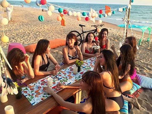 Lễ hội sẽ diễn ra2 ngày 1 đêm vào ngày 23 - 24/01/2016 tại khu cắm trại bãi biển Coco Beachcamp, Bình Thuận.