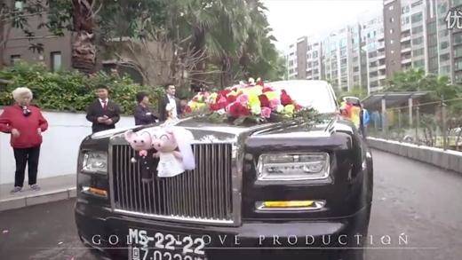 Choáng ngợp với đám cưới hoàng cung khiến dân mạng