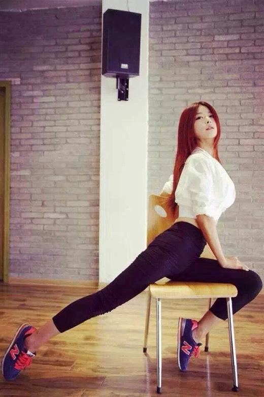 Xuýt xoa nhan sắc cô gái giảm cân đẹp như diễn viên Hàn Quốc