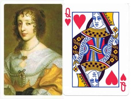 Quân đầm cơ được lấy cảm hứng từ nữ hoàng Judith. (Ảnh: Internet)