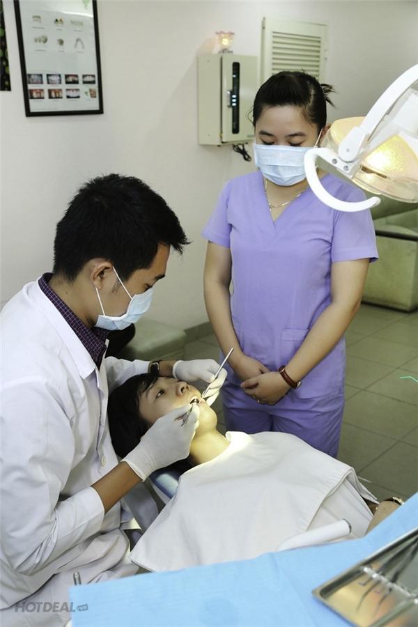 Bạn cần đi nha sĩ thường xuyên. (Ảnh: Internet)