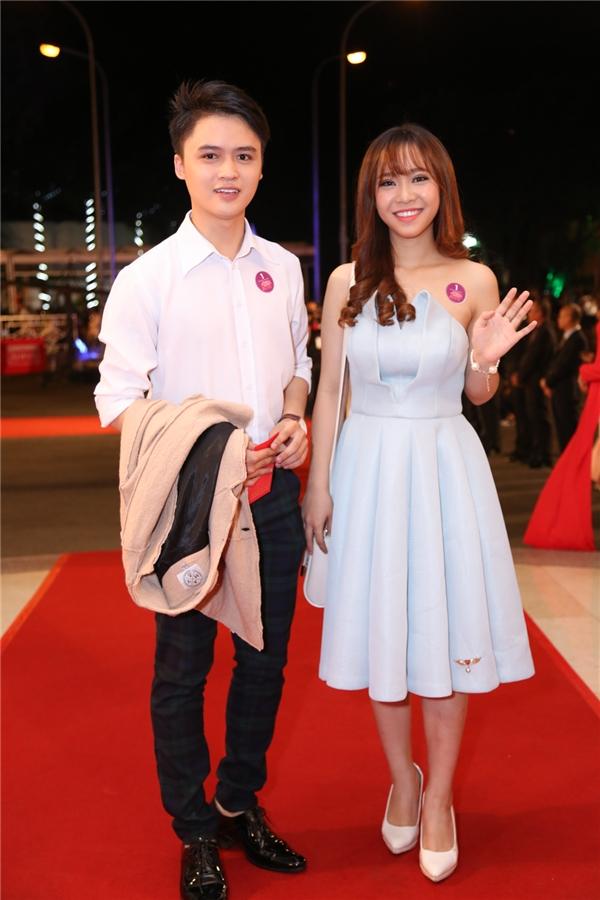 Ngọc Sang - Bảo Uyên (The Voice) cũng có mặt tại sự kiện. - Tin sao Viet - Tin tuc sao Viet - Scandal sao Viet - Tin tuc cua Sao - Tin cua Sao