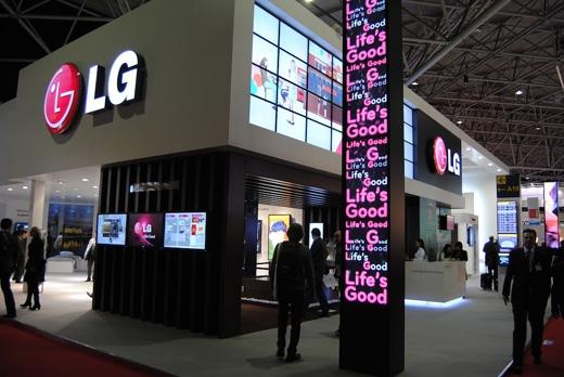 LG cũng có nghĩa là Life's Good.(Ảnh: Internet)