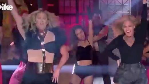 Channing Tatum hóa trang Beyonce cover Run the World