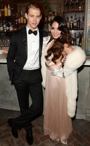 Sau khi chia tayZac Efron, Vanessa đang hẹn hò với Austin Butler. (Ảnh: Internet)
