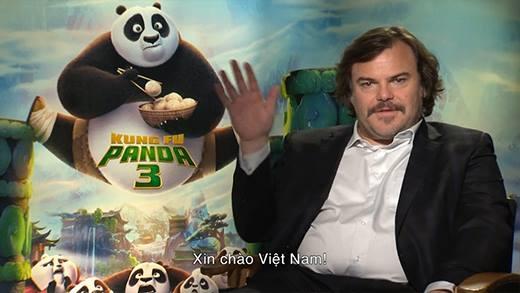 Tóc Tiên sẽ lồng tiếng cho nhân vật nào trong Kungfu Panda 3?