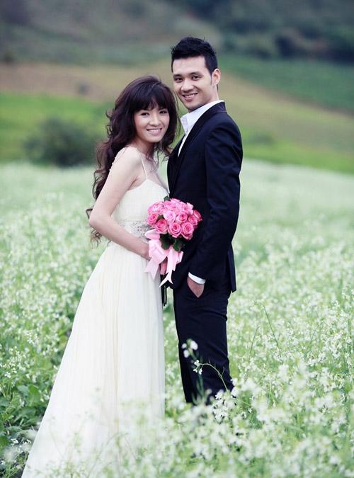"""Bộ ảnh cưới đẹp lung linh của cả haitừng làm """"điên đảo"""" cộng đồng mạng. - Tin sao Viet - Tin tuc sao Viet - Scandal sao Viet - Tin tuc cua Sao - Tin cua Sao"""