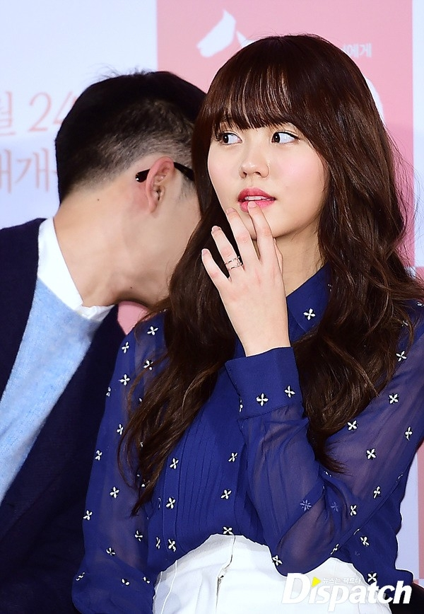 """D.O.: """"Tôi cảm thấy thoải mái khi ở bên cạnh Kim So Hyun"""""""