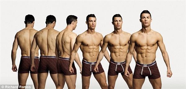 Còn bạn, bạn nghĩ sao về anh chàng hấp dẫn này? Hãy xem đây là một động lực chăm tập thể dục thể thao đểcó được thân hình đẹp như thế nhé!(Ảnh: Internet)