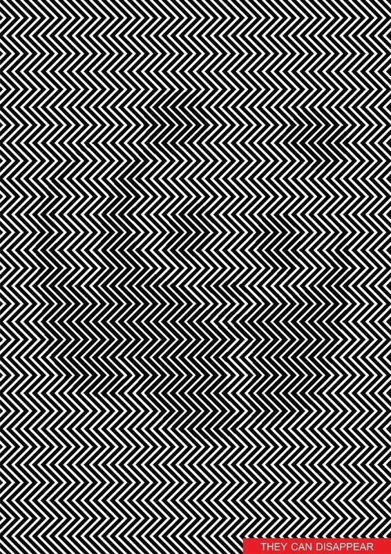 Liệu bạn có nhìn thấy chú gấu trúc trong hình này?(Ảnh: Intermet)