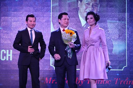 """Giải """"Doanh nhân phong cách"""" được trao cho doanh nhân Bobby Phước Trần - Người sáng lập kiêm CEO Tập đoàn Axxis Industries."""