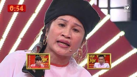 """""""Hiện tượng hài"""" Lê Thị Dần trở lại khiến Trấn Thành"""