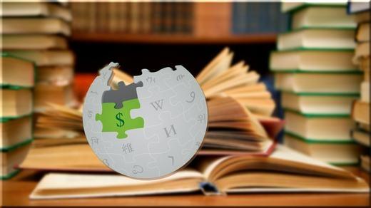 Wikipedia là nơi chia sẻ kiến thức vô cùng rộng lớn. (Ảnh: Internet)