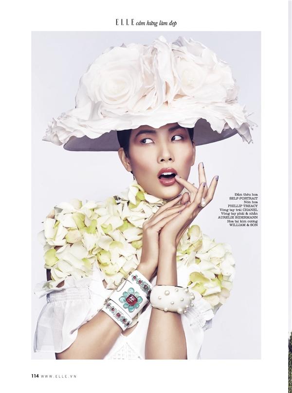 Hiện tại Hoàng Thùy đã quay trở lại London để kịp casting cho London Fashion Week và chụp quảng cáo cho nhiều thương hiệu nổi tiếng trên thế giới. - Tin sao Viet - Tin tuc sao Viet - Scandal sao Viet - Tin tuc cua Sao - Tin cua Sao