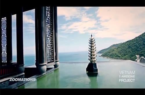 Ngắm thành phố đáng sống nhất Việt Nam đẹp mê ly từ trên cao
