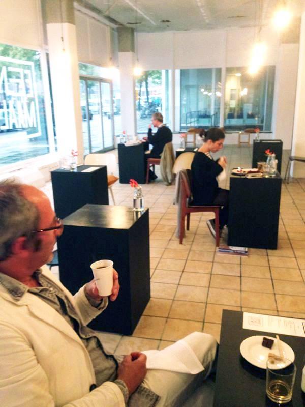 Mô hình nhà hàng là một chiếc bàn và một chiếc ghế duy nhất, khiến thực khách có thể thoải mái với bữa ăn của chính mình.(Ảnh: Internet)