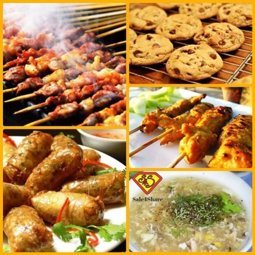 Lễ hội ẩm thực đường phố và Mua sắm thời trang Tết lớn nhất Sài Gòn