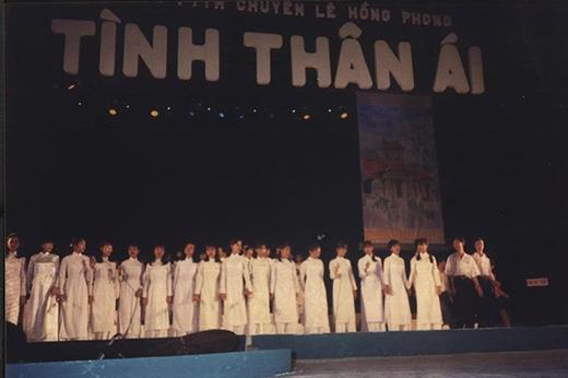 Chương trình Tình Thân Ái năm 1998.