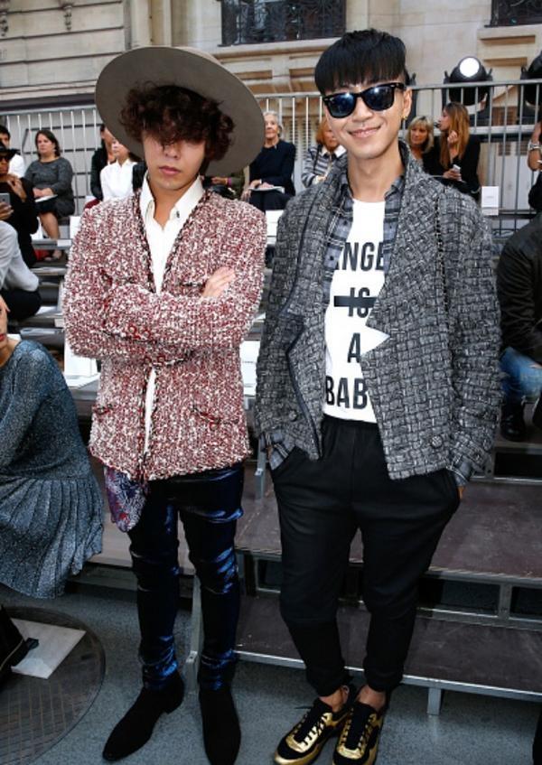 G-Dragon và những lần lấn át sao quốc tế trên thảm đỏ thời trang