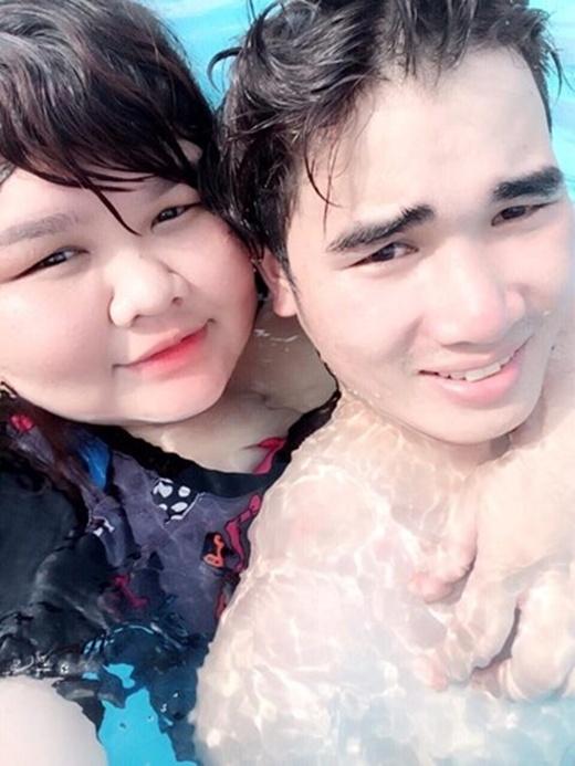 Kim Ngân và Hồng Việt từng có thời gian rất khó khăn, nhưng họ đã mạnh mẽ đưa ra quyết định trong chuyện tình cảm. (Ảnh: Internet)
