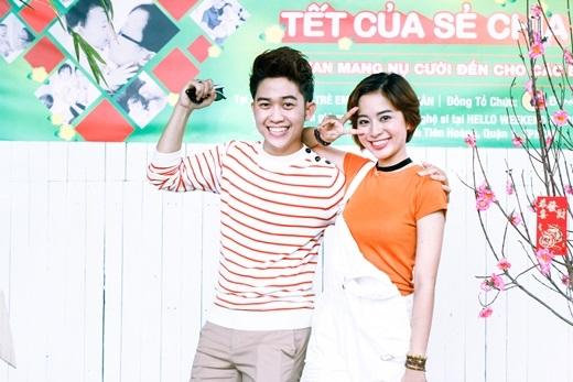 Thái Trinh, Tronie