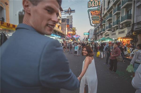 Nhìn những hình ảnh cực đáng yêu này, bạn có muốn cưới ngay và luôn không?(Ảnh: SanitNitigultanon)