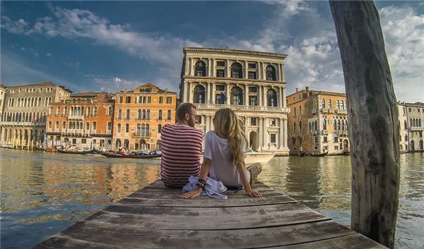 Thăm Venice, Ý