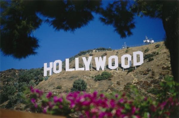 Biểu tượng Hollywood (Ảnh: Imgur)