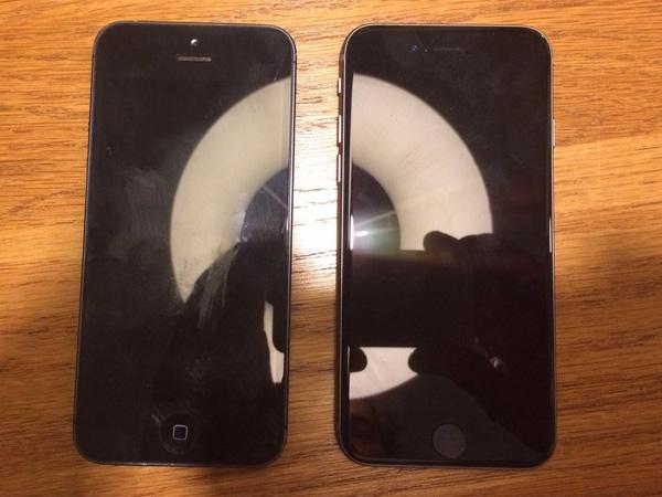 Hình ảnh được cho rằng lac của iPhone 5se. (Ảnh: Internet)