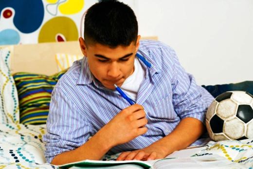 Một bài thi có điểm số cao sẽ không còn là mơ ước nữa.(Ảnh: DMV)