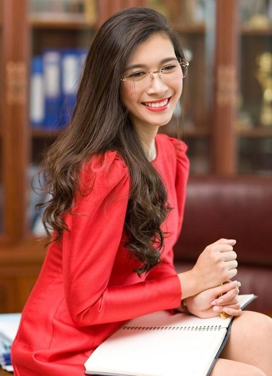 Cô nàng 9x tài năng Nguyễn Ngọc Mỹ. (Ảnh: Internet)