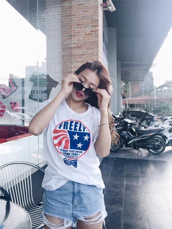 Những hot girl Việt đã