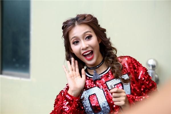 Khả Ngânnăm nay là một trong số những thi sinh trong cuộc thiBước nhảy hoàn vũ, cô nàng được khá nhiều mọi người mong chờ trong vai trò hoàn toàn mới mẻ này. (Ảnh: Internet)