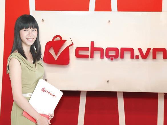 Lê Hoàng Uyên Vy cùng Chon.vn. (Ảnh: Internet)
