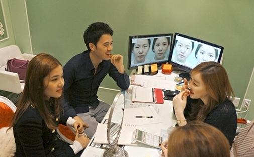 """Kỳ Hân họp bàn cùng ê-kíp Hàn Quốc trong cuộc """"đại tu"""" mới nhất. - Tin sao Viet - Tin tuc sao Viet - Scandal sao Viet - Tin tuc cua Sao - Tin cua Sao"""