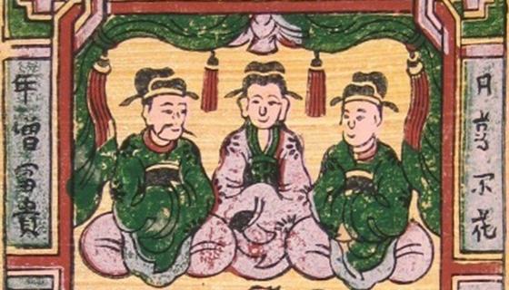 Câu chuyện về vợ chồng nhà Táo từ lâu đã trở thành giai thoại lưu truyền trong dân gian. (Ảnh: Internet)